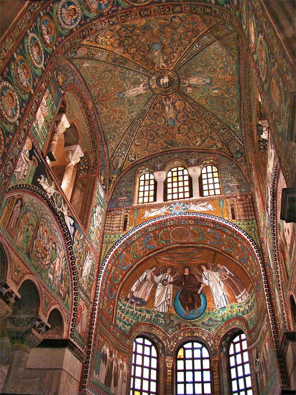 St Vital Ravenne